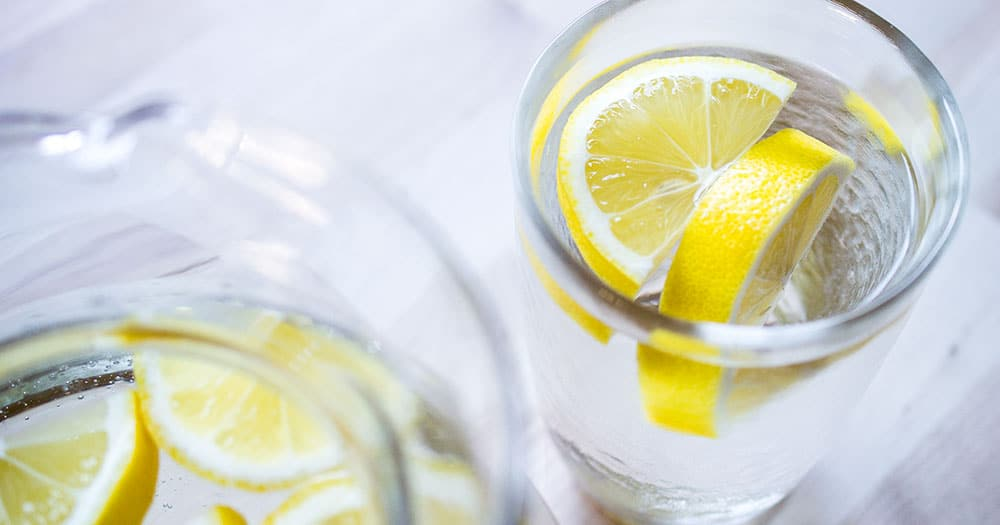 Yogashero Shares Why Lemon Water Works Better With Cayenne Pepper
